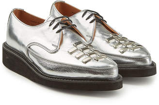 George Cox ALYX STUDIO x Low Top Gibson Leather Loafers