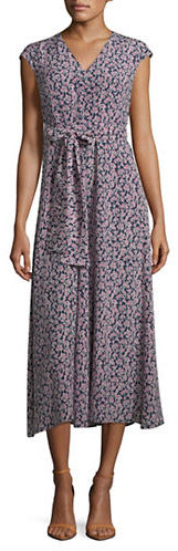 Max Mara Weekend Max Mara Floral Midi Dress
