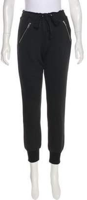 Thomas Wylde Mid-Rise Skinny Pants