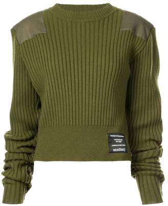 Proenza Schouler PSWL Ribbed Sweater
