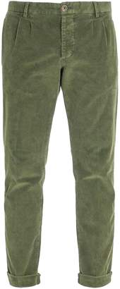 J.w.brine J.W. BRINE New Marshall stretch-corduroy trousers