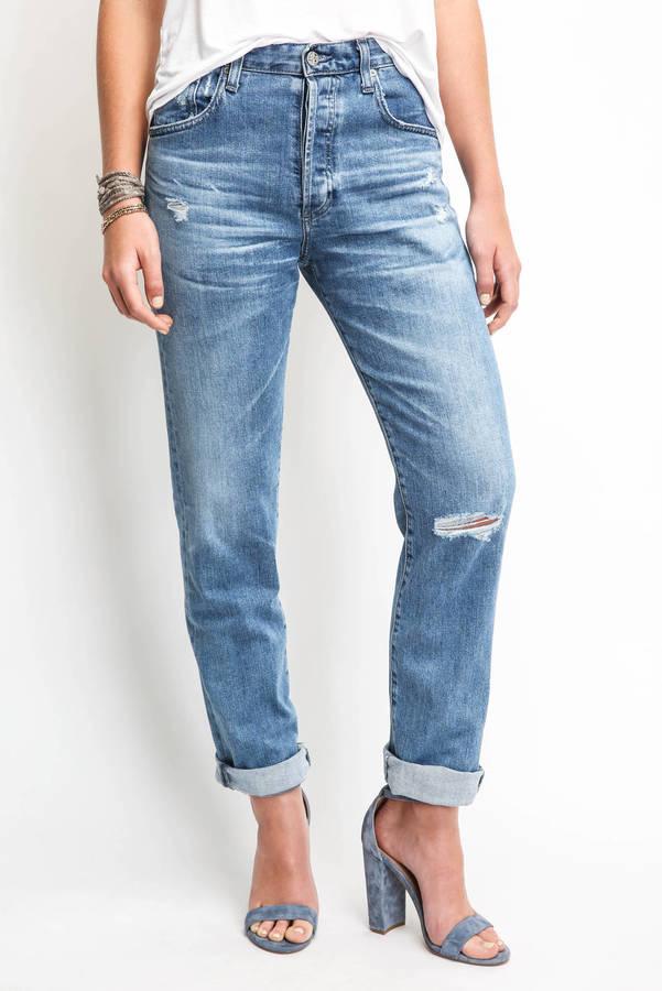 AG JeansAG Sloan Straight Leg Jeans