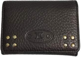 Celine Leather card wallet