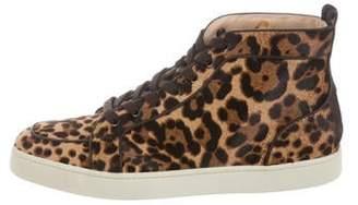 Christian Louboutin Rantus Orlato Flat Sneakers