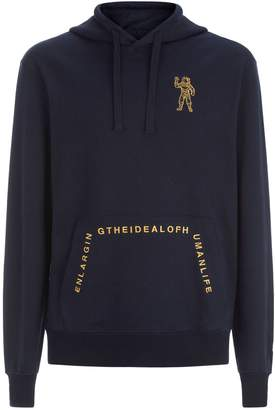 Billionaire Boys Club Pocket Lettering Embroidered Hoodie