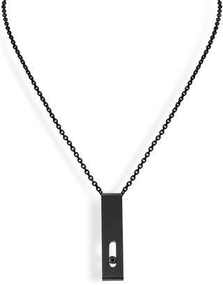 Möve Messika Titanium Diamond Pendant Necklace