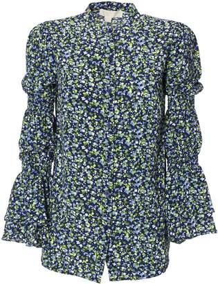 Michael Kors Floral Print Shirt