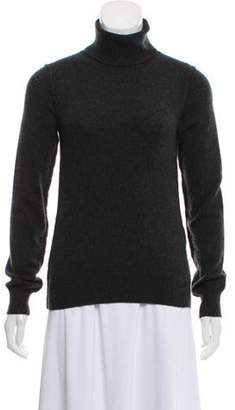 Dolce & Gabbana Cashmere Turtleneck Sweater Grey Cashmere Turtleneck Sweater