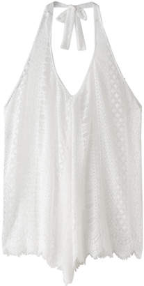 Reir (レイール) - レイール(ミズギ) Pattern laceパレオワンピース