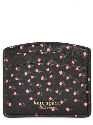 Kate Spade Sylvia Meadow Card Holder