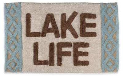 Saturday Knight Lake House Bath Rug