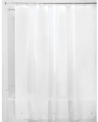 InterDesign PEVA 3 Gauge Shower Curtain Liner Long 72 X 84