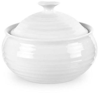 Portmeirion Sophie Conran Tadema Mini Casserole Dish - White