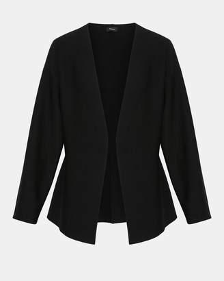 Theory Shaped Cocoon Sleeve Cardigan