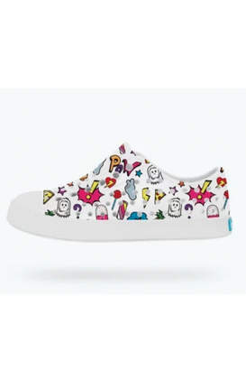 NATIVE YOUTH Jefferson Stickerbook Slip-On