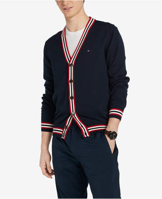 Tommy Hilfiger Men's Signature Tremont Cardigan