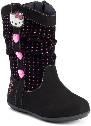 Hello Kitty® Toddler Girls' Slouch Boots $49.99 thestylecure.com