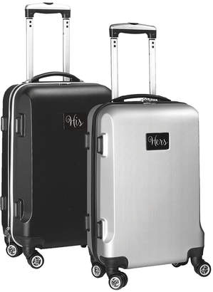 """His & Her 21"""" Luggage Set"""