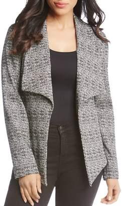 Karen Kane Drape Collar Jacket