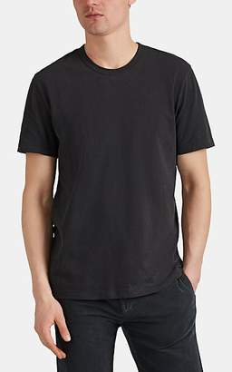 James Perse Men's Palm-Leaves-Graphic Cotton T-Shirt - Dark Gray