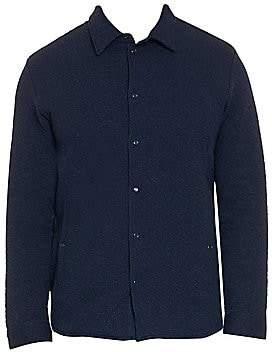 Robert Graham Men's Justin Knit Button-Down Shirt