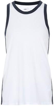 LNDR Stripe cotton vest top