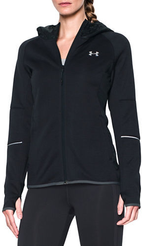 Under Armour Long Sleeve Zippered Hoodie