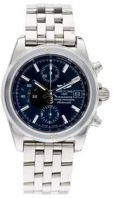 Breitling Chronomat Watch black Chronomat Watch