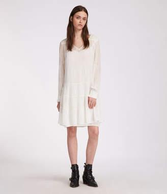AllSaints Abelie Verity Dress