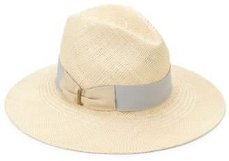 f325557cf4cc87 Raffaello Bettini Real Panama Wide Brim Hat
