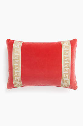 Luxury Yellow Rectangular Pillow