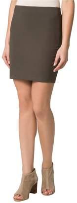 Le Château Women's Ponte Mini Skirt,XL