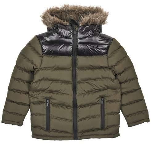 **Boys Green Padded Jacket (5 - 12 years)