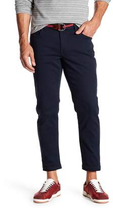 "Original Penguin Slim 5 Pocket Dark Rinse Twill Stretch Pants - 32"" Inseam"