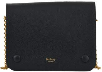 Mulberry Black Clifton Bag