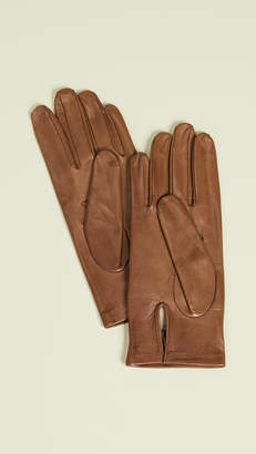 Carolina Amato Full Leather Gloves