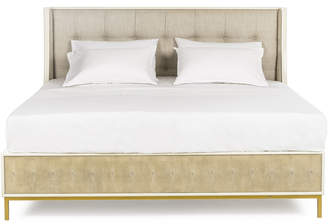 Lulu & Georgia Louanna King Bed, Cream