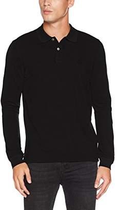 Benetton Men's L/s Polo Shirt