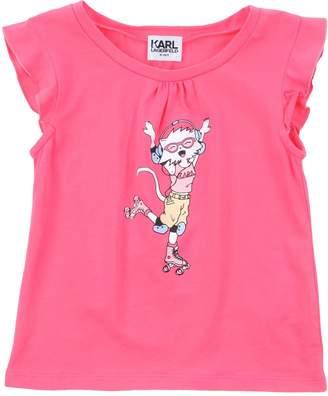 Karl Lagerfeld T-shirts - Item 12011237VG