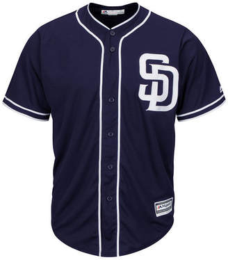 Majestic Men's San Diego Padres Blank Replica Cool Base Jersey