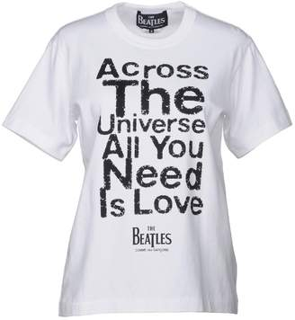 Comme des Garcons THE BEATLES by T-shirts