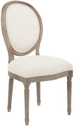 Ave Six Lilian Oval Back Upholstered Dining Chair Upholstery