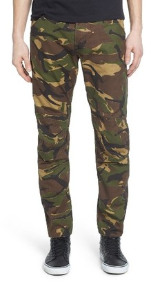 Men's G-Star Raw Elwood X25 Woodland Camo Pants $170 thestylecure.com