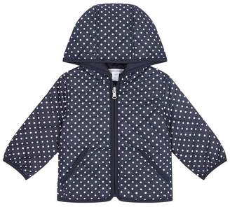 Polo Ralph Lauren Polka Dot Quilted Jacket