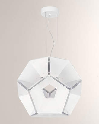 Tech Lighting Hex Pendant Light