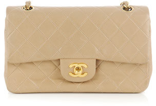 Chanel Vintage Classic quilted chain-handle bag