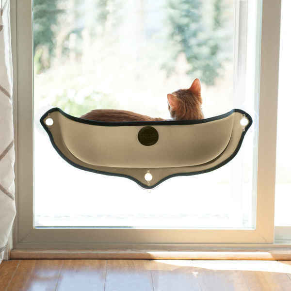 K&H Pet Products Llc K&H Pet Products EZ Mount Window Cat Bed Kitty Sill