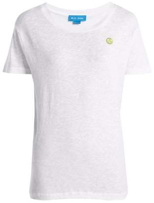 MiH Jeans Earth Organic Cotton T Shirt - Womens - White