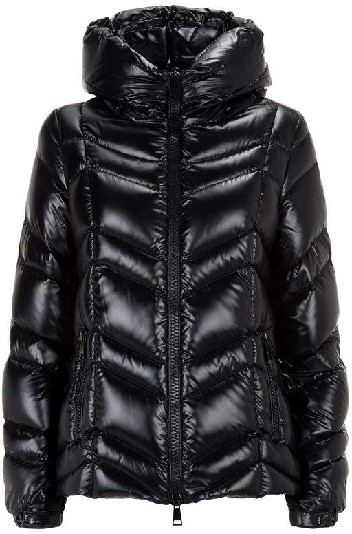 Fuligule Quilted Down Jacket