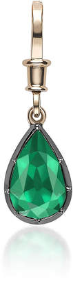 Jessica McCormack One-Of-A-Kind Emerald Pear-Shape Drop Pendant